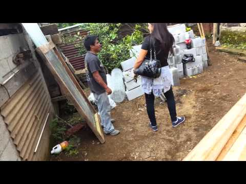 Day 2 Ground Breaking of Micro Chicken Farm in Guatemala, Charity Project