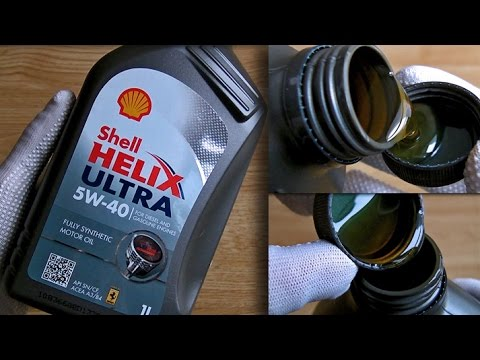 shell helix ultra 5w40 original oil show youtube. Black Bedroom Furniture Sets. Home Design Ideas