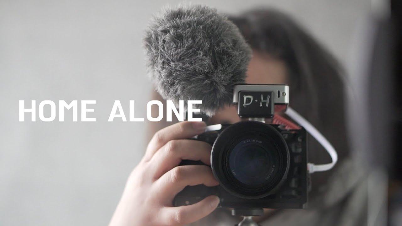 집에 혼자있는 비디오 HOME ALONE
