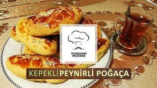 Enfes Lezzetli Kepekli Peynirli Poğaça Tarifi