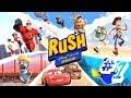 Rush A Disney Pixar Adventure - Gameplay Walkthrough Part 1 - Toy Story - Cartoon Movie Games HD
