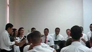 Los Tonganos Singin Folofola Mai A Sisu