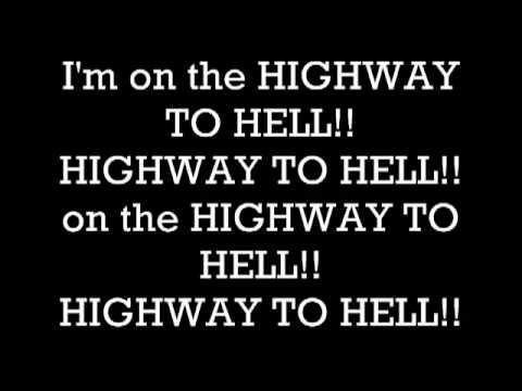 ACDC Highway to Hell Lyrics