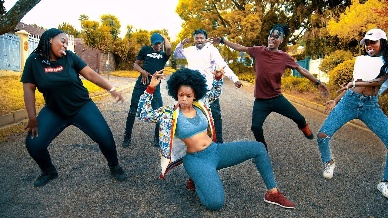 Prince Kaybee Busiswa Banomoya Dance (Shot by OMFilms)
