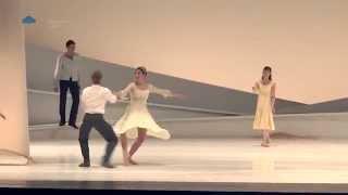 »Giselle« -  Pas de Cinq, Part II - by David Dawson