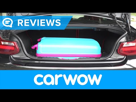 BMW 2 Series Coupe 2018 Practicality Review | Mat Watson Reviews