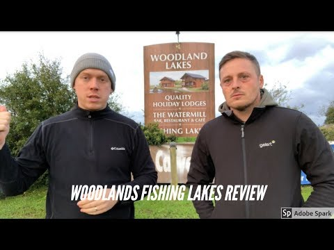 Woodlands Fishing Lakes (Fox Covert), Thirsk - Coarse Fishing Day Session October 2019