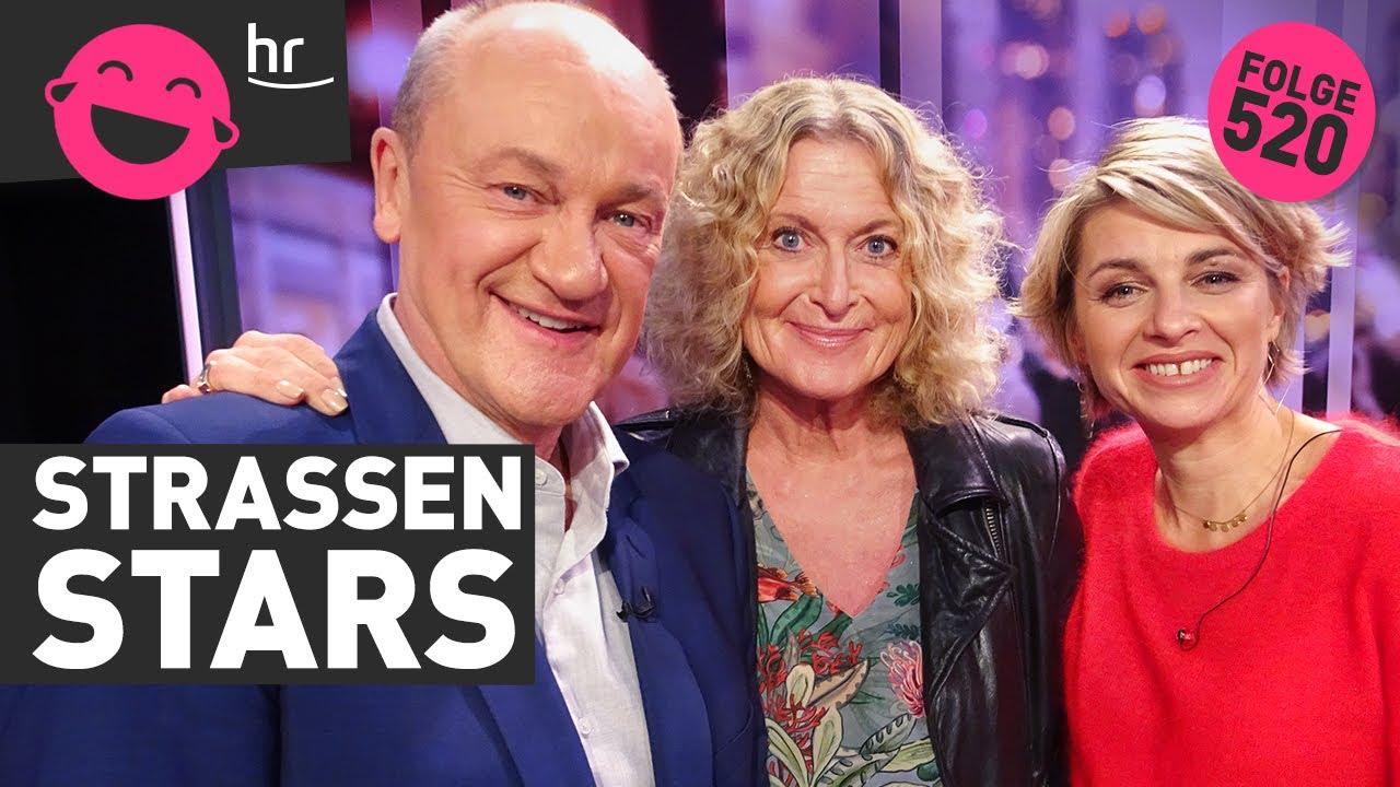strassenstars Folge 520 mit Bodo Bach, Susanne Fröhlich & Sabine Heinrich