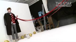 이종석(Lee Jong Suk)- '더스타(THE STAR)' 화보 메이킹 필름