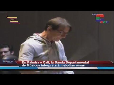 La Banda Departamental del Valle deleitará a los caleños con música rusa