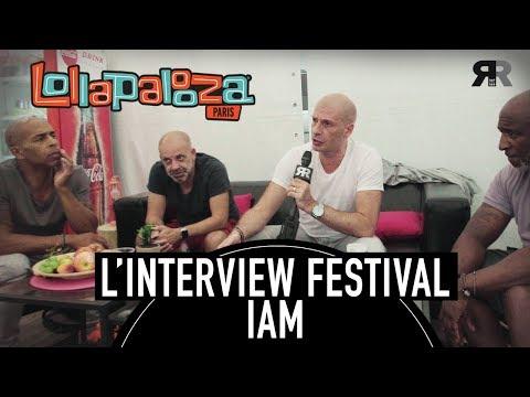 Youtube: IAM – Interview lors du Lollapalooza: les festivals, Koba LaD, la nouvelle génération…