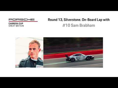 Ride onboard with Sam Brabham for a lap of Silverstone's National circuit