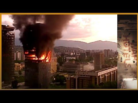 🇧🇦 Holiday Inn Sarajevo: In The Eye Of The Siege | War Hotels