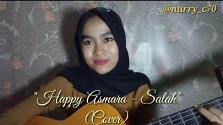 "Gambar cover SALAH - Happy Asmara (Cover) ""Ora Bakal Ono Sing Ganteni Kowe"""