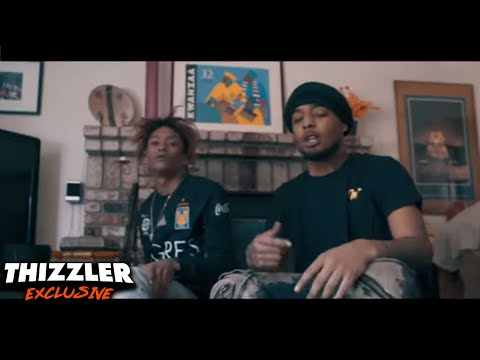 NBF KJ x Benny - Wildin (Exclusive Music Video) || Dir. Wicked Films [Thizzler.com Exclusive]