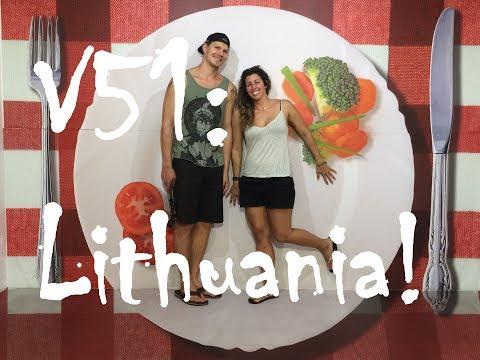 Travel Vlog 51- Vilnius, Lithuania  Morning Jog and Illusions!