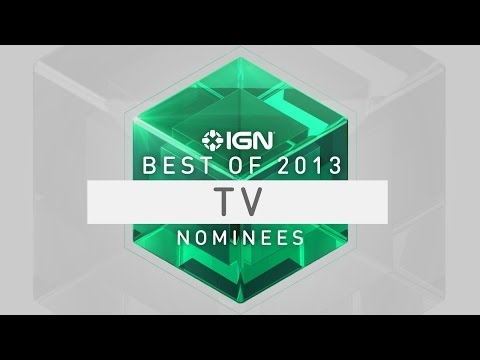 2013 TV  of the Year Nominees