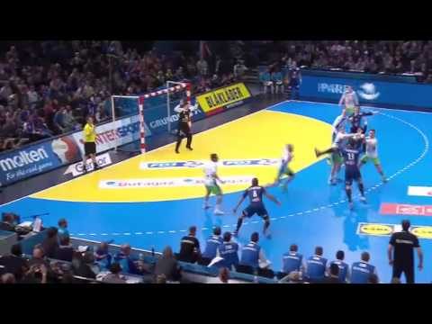 IHFtv's Top 10 goals for the France 2017 Men's Handball World Championship