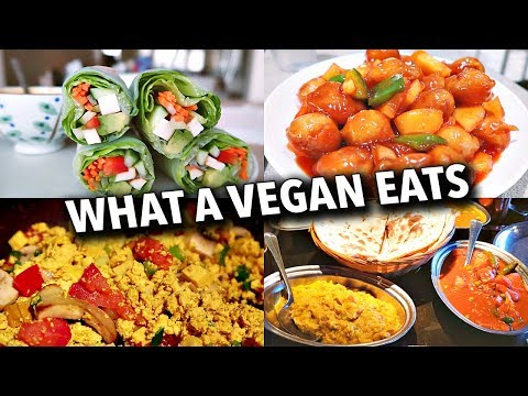 Everything I Ate in 5 Days (VEGAN What I Ate in a Week) / high protein vegan