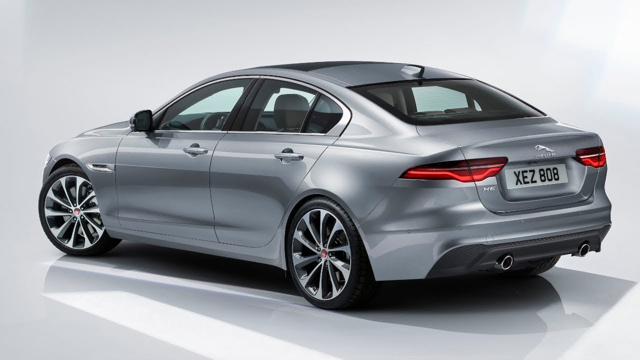 2020 Jaguar Xe Sedan New Model and Performance