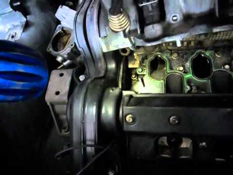 02 Saturn Vue Thermostat Change Pt1 1