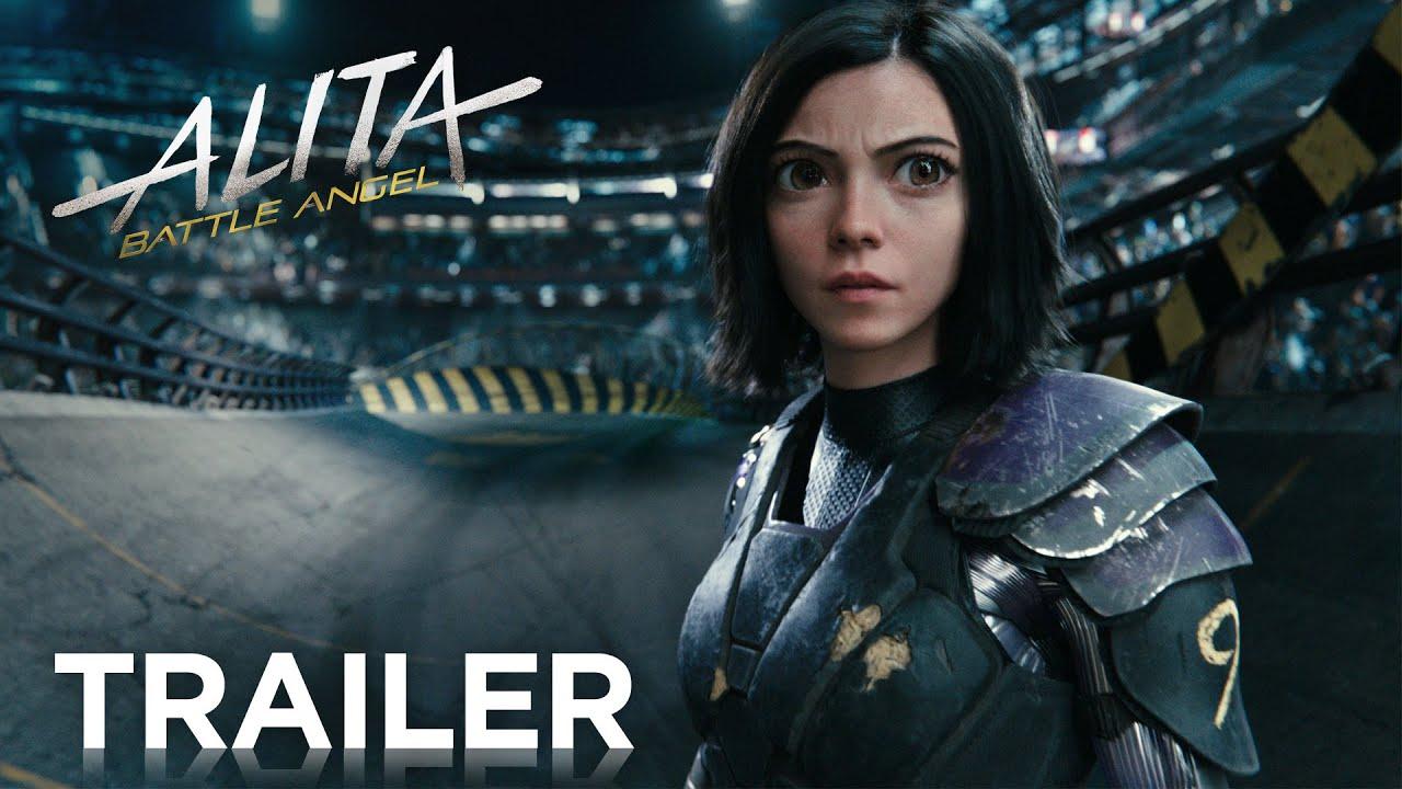 Alita: Battle Angel   Official Trailer 3   Fox Star India   February 2019