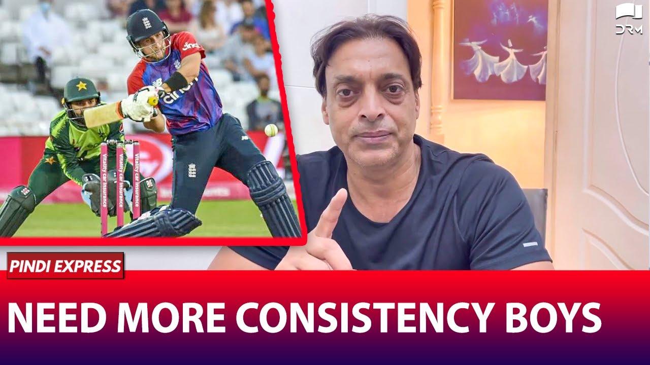Download Pakistan's Blunder | Need More Consistency Boys | Pakistan vs England | Shoaib Akhtar | SP1N