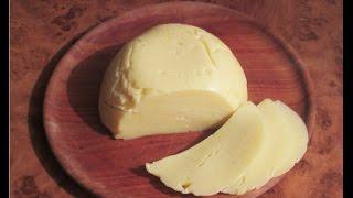 Самый вкусный домашний твердый сыр