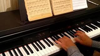 Ю.Кузнецов Уроки игры на фортепиано. Урок №5