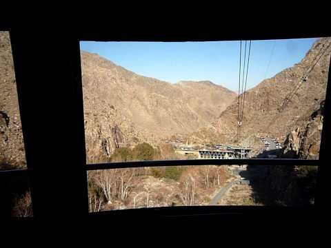 palm springs - cable car