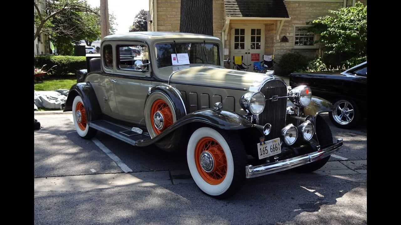 1932 Buick Model 32 96s Country Club Coupe On My Car Story