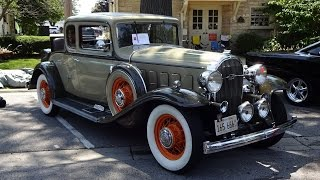 1932 Buick Model 32-96S Country Club Coupe on My Car Story with Lou Costabile