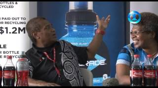 FIJI ONE SPORTS NEWS 110817