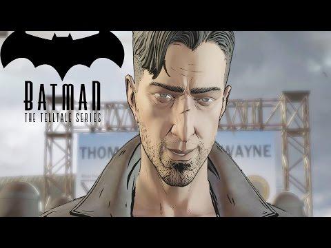 BATMAN THE TELLTALE SERIES EPISODE 3 Trailer