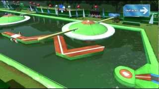 Wipeout in the Zone episode 5 Xbox 360 Kinect 720P