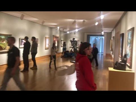 Day 27: Des Moines Art Center