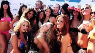 Hot 100 Bikini Contest Selection Party 2 ft. Mike Posner (2011) at Wet Republic Ultra Pool HD 720p