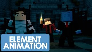 MinecraftShorts: Mansion (Animation)