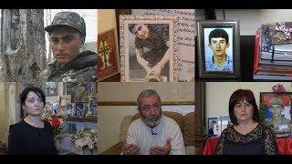 Երբ պայքարը դառնում է սփոփանք. ապրիլյան պատերազմում զոհվածների ծնողները հավասարություն են պահանջում
