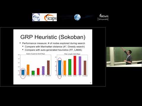 """ICAPS 2018: Edward Groshev on """"Learning Generalized Reactive Policies Using Deep Neural Networks"""""""