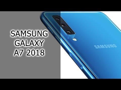 袨斜蟹芯褉 Samsung Galaxy A7 2018