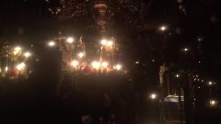 Служба в монастыре Дохиар Афон 30 апреля 2016г. Сб. 01:15АM