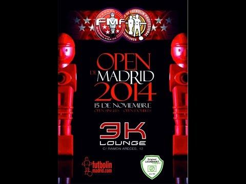 MADRID OPEN SINGLES FINAL 2014