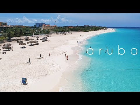 One Happy Video: ARUBA [Snorkelling, Flamingo beach, Safari] GoPro 4/ DJI Spark