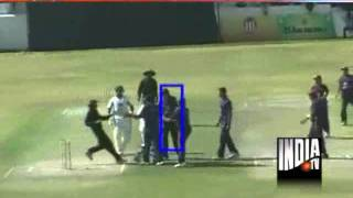 Rajasthan Ranji Players Fight During T20 Match At Udaipur - India TV