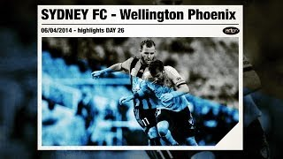 ADPtv | SYDNEY FC - WELLINGTON PHOENIX 4- 1 | 2013/14