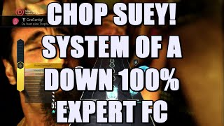 Guitar Hero Live: Chop Suey! by System of A Down [Expert] FC 100% 1000 Notestreak Trophy/Achievement