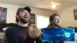 Star Wars: The Rise of Skywalker Teaser Trailer Reaction