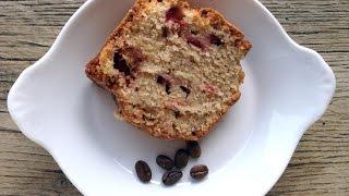 Coffee Plum Cake   Kaffee-zwetschgen-kuchen Mit Sahnebonbon-glasur