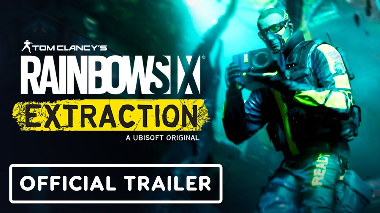 Rainbow Six Extraction - Official Pulse Trailer - IGN